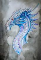 White Dragon by Exileden
