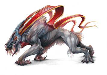 Himalayan Beast by Exileden