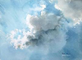 Under the sky by kalinatoneva