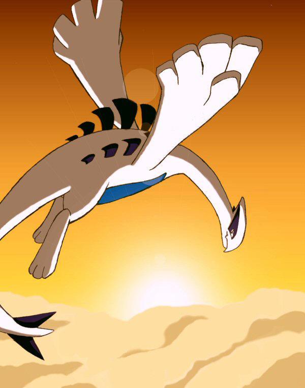 Lugia By Anime Arteest On Deviantart