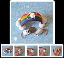 Over the Rainbow Bridge ~ Marceline Trade by nEVEr-mor
