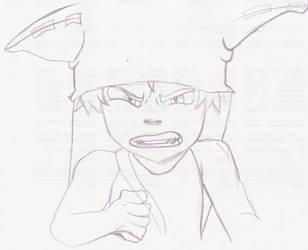 Angry Yugo by dracodarkarma