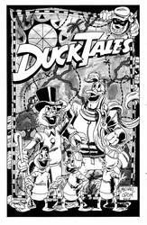 DuckTales by MichaelOdomArt