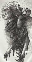 Hypnosis of Deer Things by blackvragor