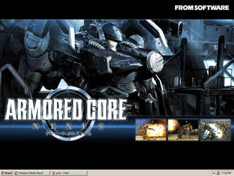 Armored Core: Nexus by lacan