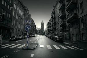 Walk this way by Saegus