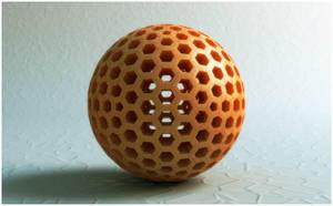 Buckminster Sphere II by SpawnV2
