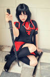 Saya Kisaragi  ~ Blood-C by dashcosplay