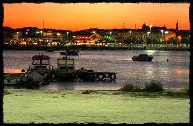 Yesilkoy-Istanbul-Turkey HDR by evrengunturkun