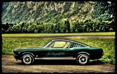 Ford American Muscle HDR by evrengunturkun