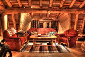 Cottage in Komagfjord HDR - Hytta i Komagfjord HDR by evrengunturkun