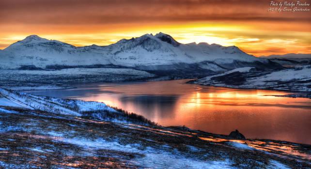 Tromso - Norge - Norway by evrengunturkun