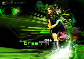Going Green Battle WOW 7 by edharu