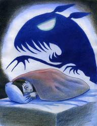 Nightmares by derBudaika