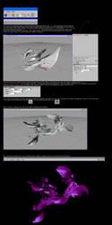 Cinema 4D - Nurb Tutorial by Bladeshock