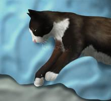 Schnucki [painting] by Kiriko-Windgeist