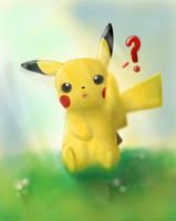 Pikachu by HCP-RedSync
