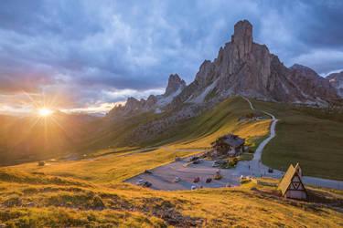 Passo Giau by Sesjusz