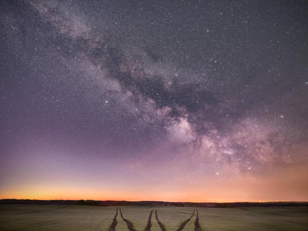 One stary night by Sesjusz
