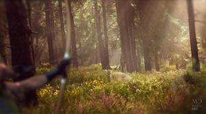 Hunt by Gejda