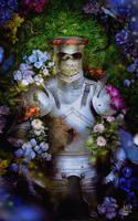 Death of a Knight by Gejda