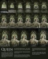 Queen - walkthrough + tips and tricks by Gejda