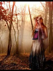 Autumn Dance by Gejda