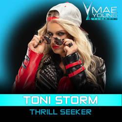 Toni Storm - Thrill Seeker by rockandrolla