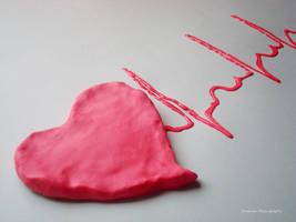 Lub dub heart by bnateen