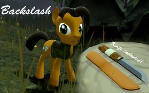 Backslash release by Poninnahka