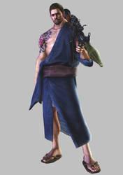 - Samurai Chris - by HenryCST