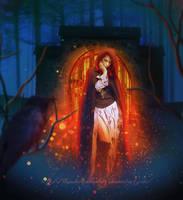 The door to hell..! by ThunderMadArts14