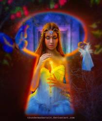 Keys To The all doors:magical key by ThunderMadArts14