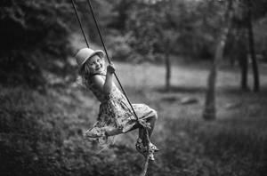 Flying Beauty by SandraJolly