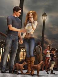 316 - Date Night by lyonesskim