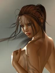 322-Olathe of the Tribe by lyonesskim