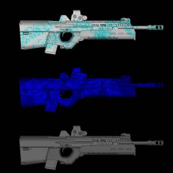 Nwt Judgement Heavy Assault Rifle By Drakenyappacatthingy On Deviantart