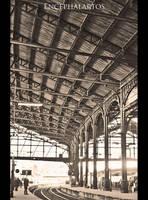 Gare Saint-Lazare by Encephalartos