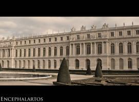 Versailles II by Encephalartos