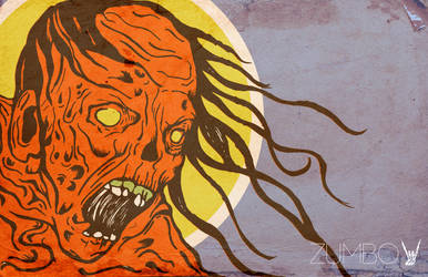 Ataque Zombie by ChinusMetallicus