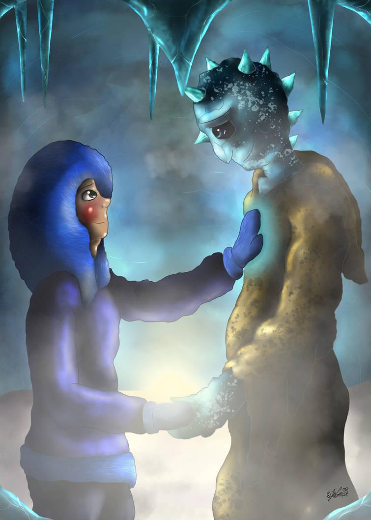 Cold Heart by JoshGarciaArtworks