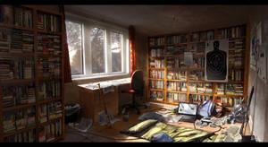 The Planning Room by Leo-Alihai
