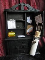 Demon Hunter Cabinet by SpellsNSpooks