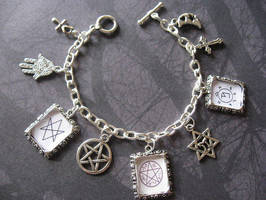Supernatural Protection Symbols by SpellsNSpooks