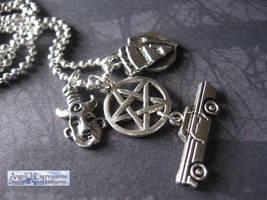 Dean Winchester Mojo by SpellsNSpooks
