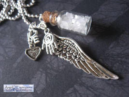 For the Love of Castiel by SpellsNSpooks