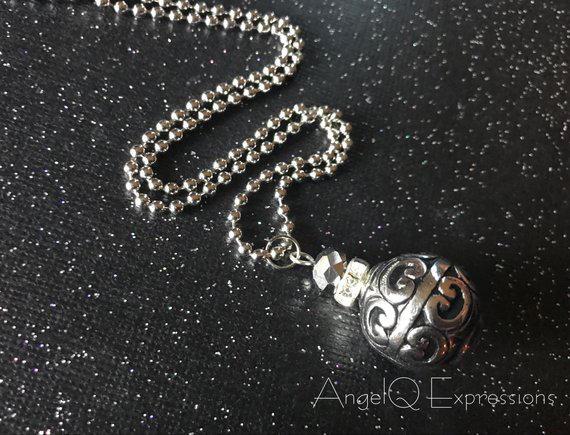 Rosemary's Baby Inspired Castavet Necklace by SpellsNSpooks