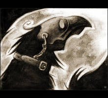 rahkrox - the ravendragon by Neuntoeter