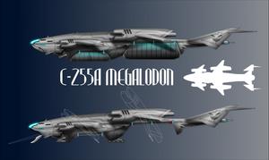 C-255 Megalodon 2 by capriceklasik