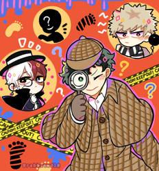 detective? by boaarmeep